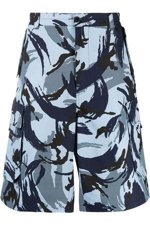 adidas Tropic Camo cargo shorts