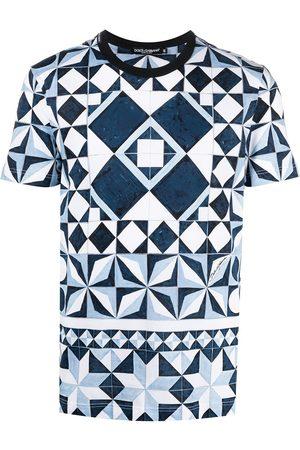 adidas Majolica print short-sleeve T-shirt