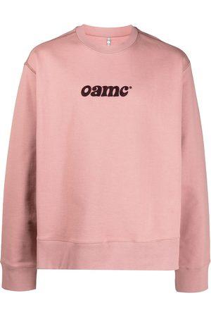 adidas Logo-patch crewneck sweatshirt