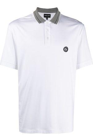 adidas Embroidered logo polo shirt