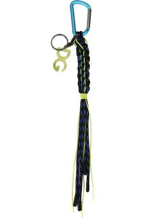 adidas Woven carabiner clip keyring