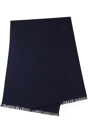 Prada Scarves - Jacquard fringed scarf