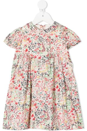 adidas Naylis Liberty print dress - Neutrals
