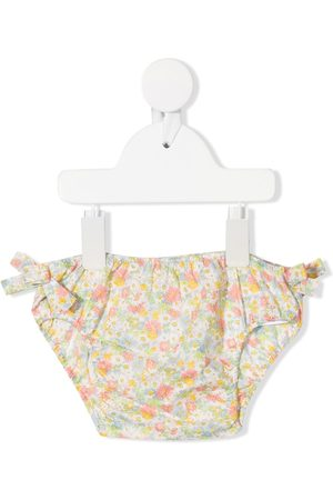 adidas Liberty floral-print bikini bottoms