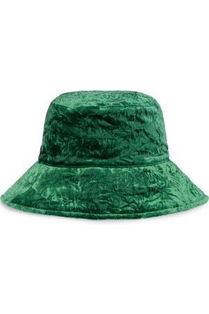 adidas Velvet-effect bucket hat