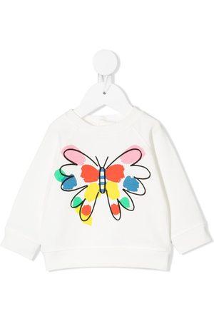 adidas Butterfly print sweatshirt