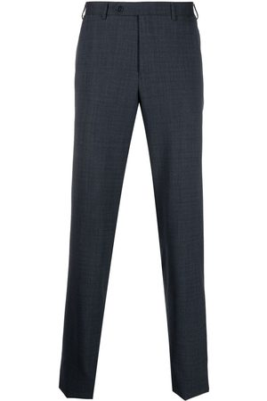 adidas Straight-leg tailored trousers