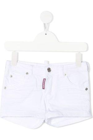 adidas Classic denim shorts