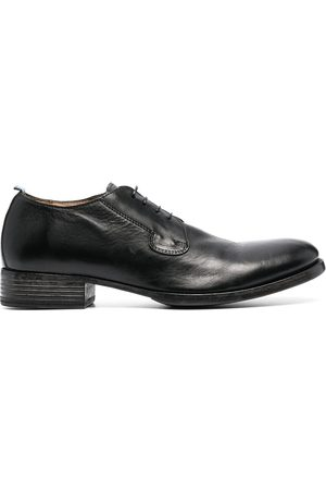 MOMA Lace-up leather shoes