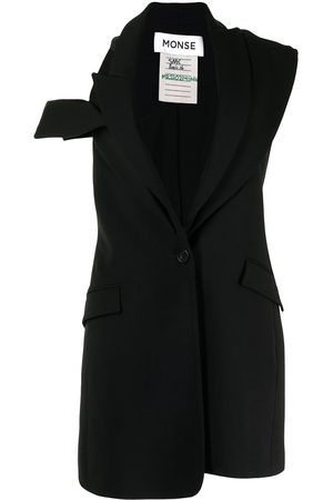 adidas Double lapel jacket dress