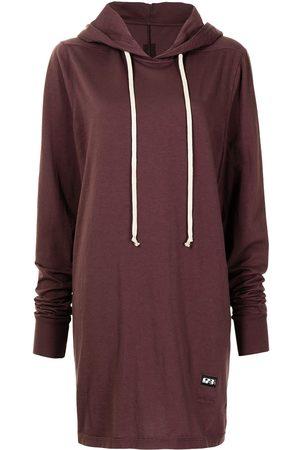 adidas Oversized longline hoodie