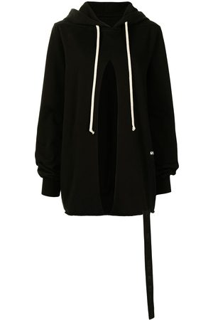adidas Slit front relaxed hoodie