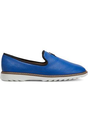 adidas Cedric Manhattan leather loafers