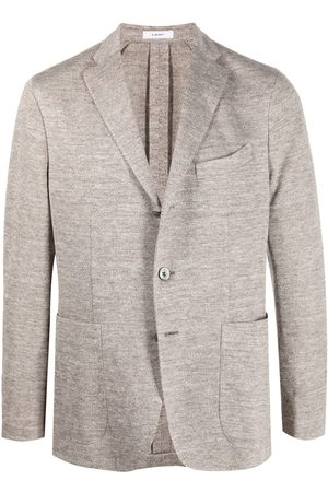 adidas Single-breasted tailored blazer - Neutrals