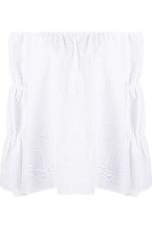 adidas Off-the-shoulder blouse