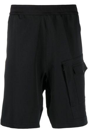 adidas Logo-print bermuda shorts
