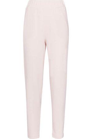adidas Leisure Pesca cotton-blend trackpants