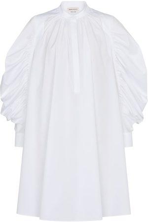 adidas Cotton poplin minidress