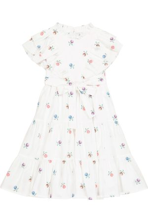 adidas Alice linen and cotton-blend dress