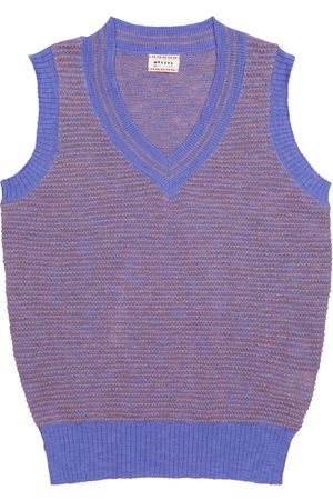 adidas Norton cotton-blend sweater vest
