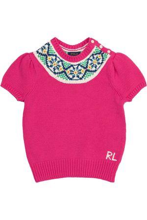 adidas Cotton short-sleeve sweater