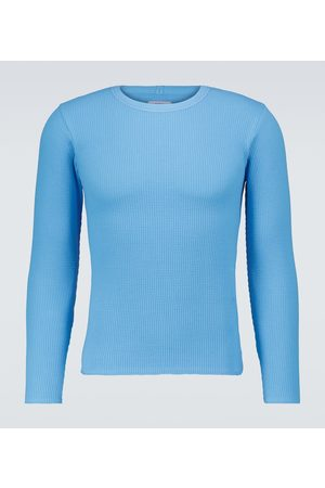 adidas Waffle long-sleeved sweater