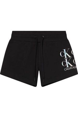 Calvin Klein Jeans Women Pants - Shine Logo Knit L Ck