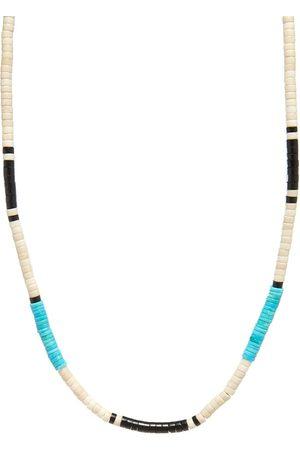 Mikia Men Necklaces - Heishi Beaded Necklace