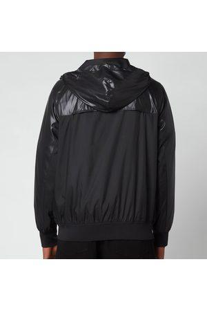 Kenzo Men's Sport Zip Through Hooded Windbreaker