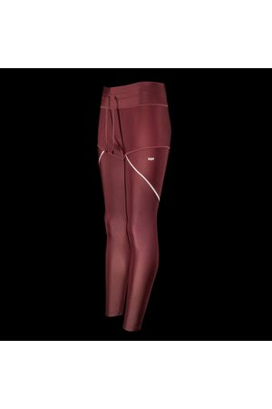 MP Women's Velocity Leggings- Claret