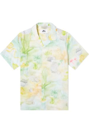Heresy Men Shirts - Garden Vacation Shirt