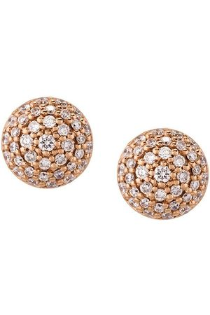 ALINKA Women Earrings - Marina diamond stud earrings - Metallic