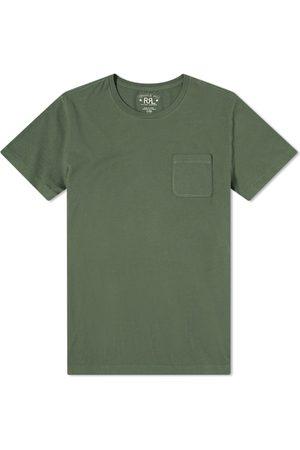 RRL Men T-shirts - Pocket Tee