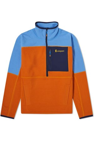 Cotopaxi Men Fleece Jackets - Dorado Half-Zip Fleece Jacket