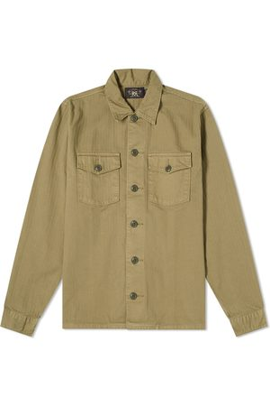RRL Men Casual - Barrow Military Overshirt