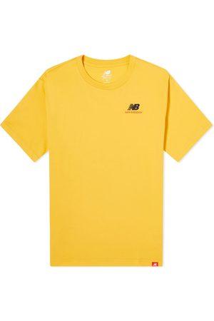 New Balance Men T-shirts - Essentials Embroidered Tee