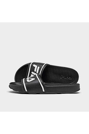 Fila Men's Sleek Slide Sandals in / Size 7.0