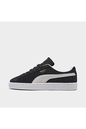 PUMA Big Kids' Suede 21 Casual Shoes in / Size 4.0