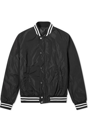 Balmain Men Bomber Jackets - Varsity Bomber Jacket