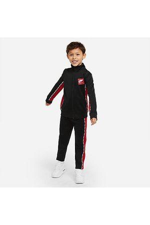Nike Jordan Boys' Little Kids' Jordan Jumpman Tricot Tracksuit in / Size 4 100% Polyester