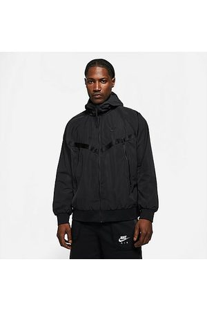 Nike Men Jackets - Men's Sportswear Tech Essentials Windrunner Jacket in / Size 2X-Large Nylon/Polyester