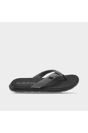 adidas Men's Comfort Flip-Flop Thong Sandals in / Size 5.0