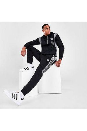adidas Men Sweatpants - Men's Originals ID96 Logo Jogger Pants in / Size Small Fleece