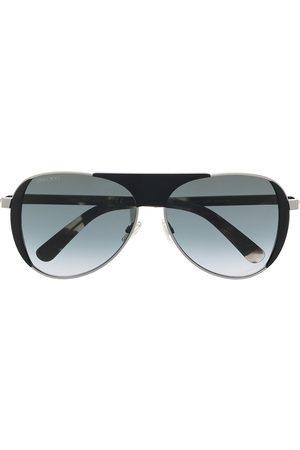 Jimmy Choo Rave aviator-frame sunglasses