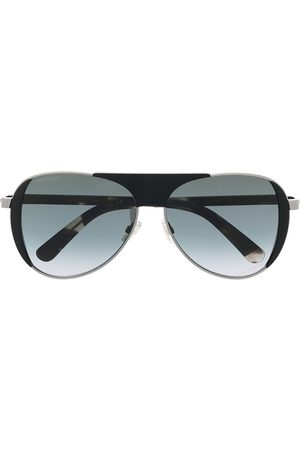 Jimmy Choo Rave aviator sunglasses