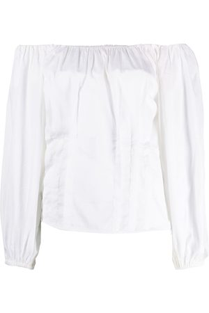 FEDERICA TOSI Off-shoulder blouse