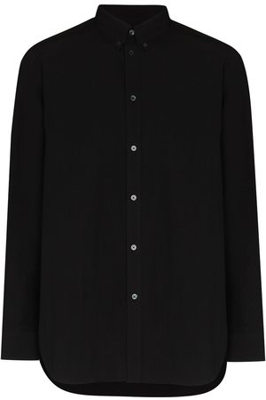 adidas Logo-print long-sleeve shirt