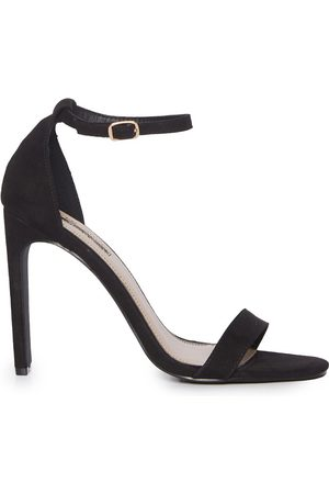 Miss Selfridge Barely there heeled sandals in