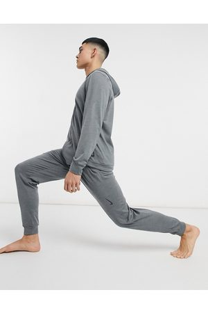 Nike Nike Yoga Hyperdry fleece sweatpants in -Grey