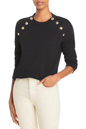 Derek Lam Lucie Cotton Sailor Sweatshirt